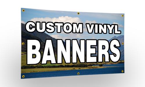 Pittsburgh Banner Printing - Custom vinyl decals pittsburgh